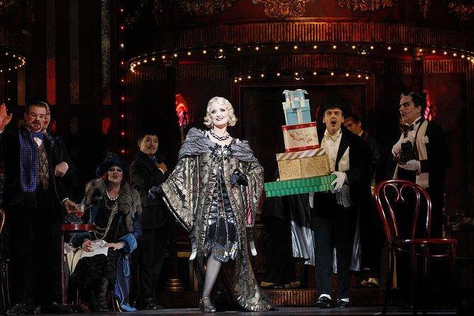 Sydney Opera House and Opera Australia Dinner & Drinks Package