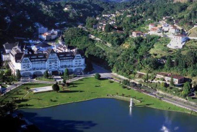 Petrópolis Day Trip from Rio de Janeiro including Imperial Museum and Crystal Palace