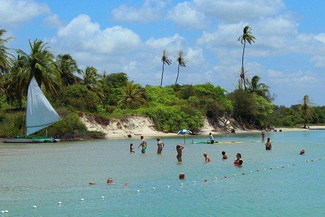 Barra do Cunhau from Natal