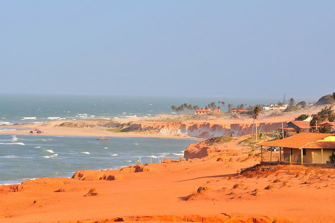 Canoa Quebrada from Fortaleza