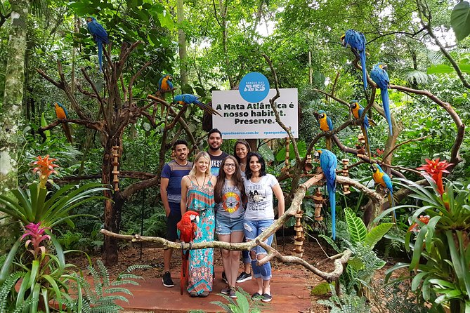 Bird Park General Admission Ticket and Tour