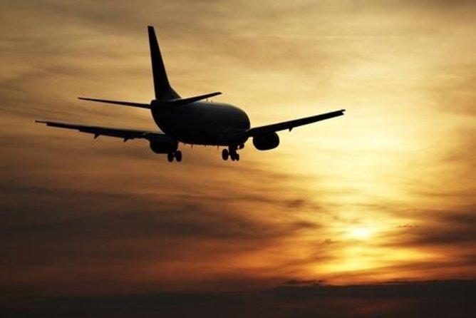 Traslado compartilhado de ida e volta: Aeroporto Internacional Eduardo Gomes
