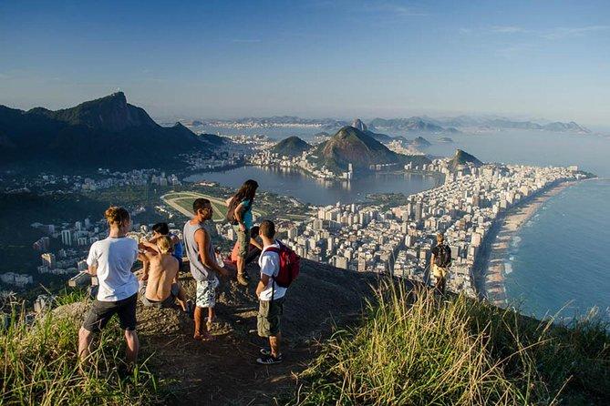 Dois Irmaos Hiking Tour from Vidigal Favela