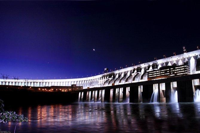Itaipu Lights Evening Tour