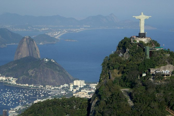 Christ Redeemer, Sugarloaf Mountain and Selarón Steps 6-Hour Tour photo 13
