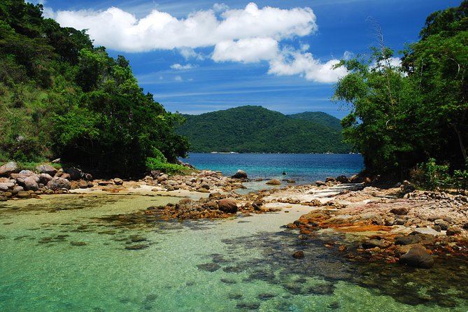 Full-Day Ilha Grande Northern Coast Speedboat Tour