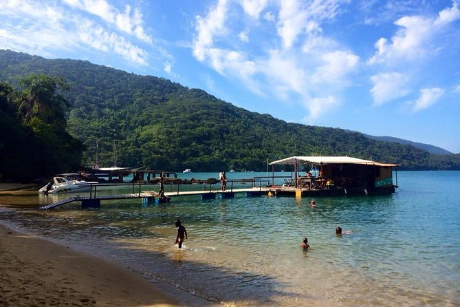 Schooner Shuttle to Lopes Mendes from Vila do Abraao