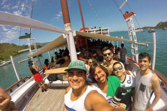 Half-Day Schooner Cruise by the Blue Lagoon with Caipirinha