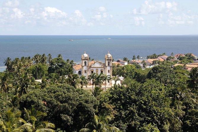City tour pelas cidades de Recife e Olinda