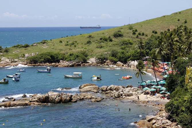 Cabo De Santo Agostinho com Buggy e Catamarã