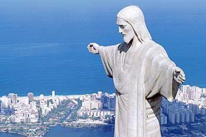 Rio de Janeiro Shore Excursion: Corcovado Mountain and Christ Redeemer Statue Half-Day Tour Image