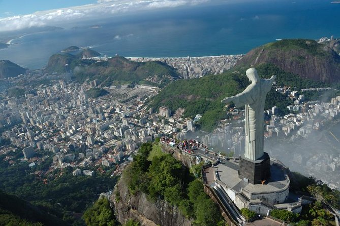 Rio de Janeiro 3-Day Customizable Tour with Admission Tickets