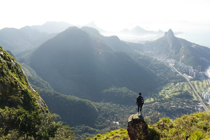 Tijuca Rainforest Hiking Tour in Rio de Janeiro