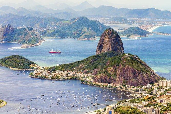 Rio de Janeiro em dois dias: Excursão turística pela cidade, Pão de Açúcar e o Cristo Redentor