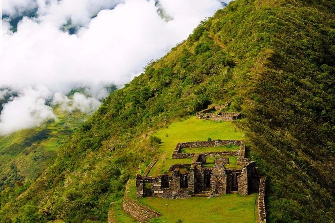 Choquequirao Trek 4-Days from Cuzco