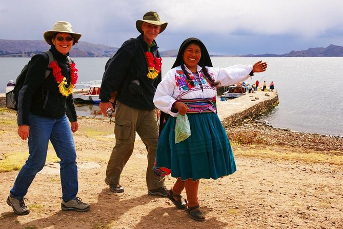 Lake Titicaca Tour 2-Days Homestay From Cusco