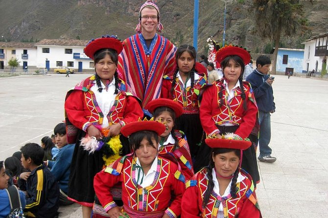 Sacred Valley of Incas, Pisac, Ollantaytambo Tour From Cusco