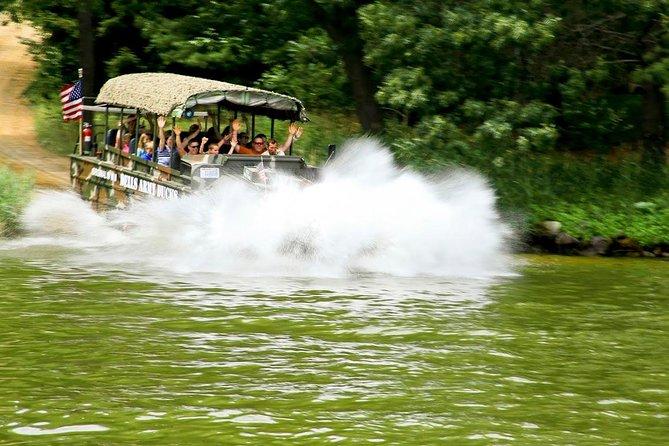 Dells Army Duck Splash Down