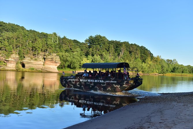 Wisconsin Dells 1 Hour Land & Water Duck Tour
