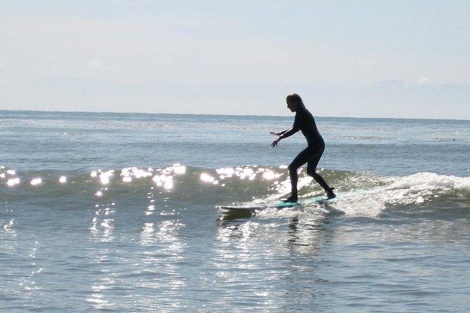 Surf Lessons in Santa Cruz, CA