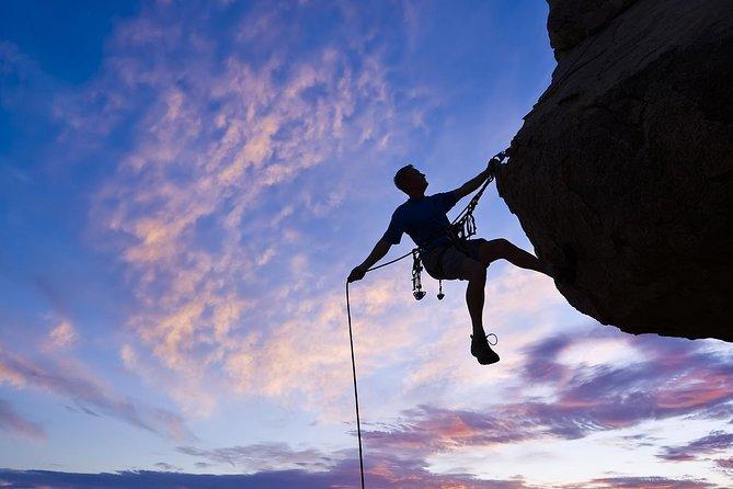 Outdoor Rock Climbing - Level 2