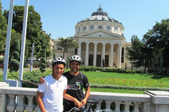 Bucharest by bike photo 6