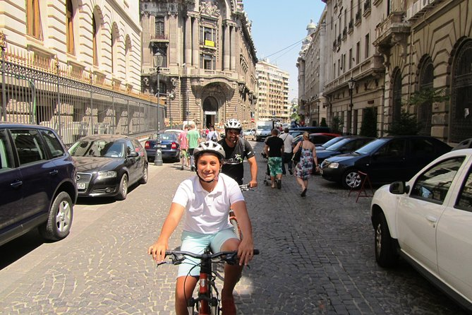 Bucharest by bike photo 2