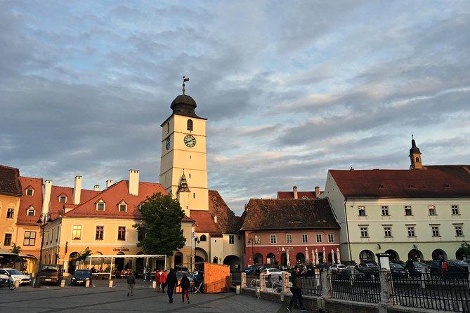 Sibiu by bike