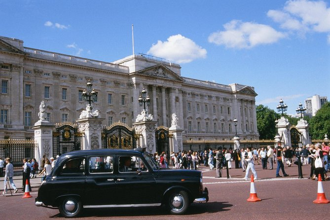 Private Tour: Black Taxi Tour of London