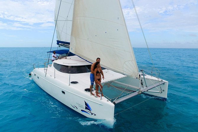 Private Isla Mujeres Catamaran Tour - Pachanga Boat - For up to 30 people