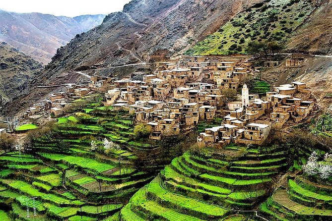 High Atlas Mountains and 5 Valleys Day Trip from Marrakech - All inclusive -