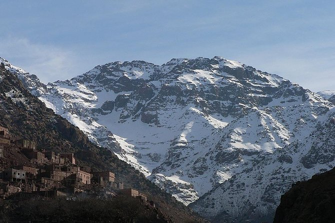 Private Tour to Imlil Valley including Guided Hike and Lunch from Marrakech