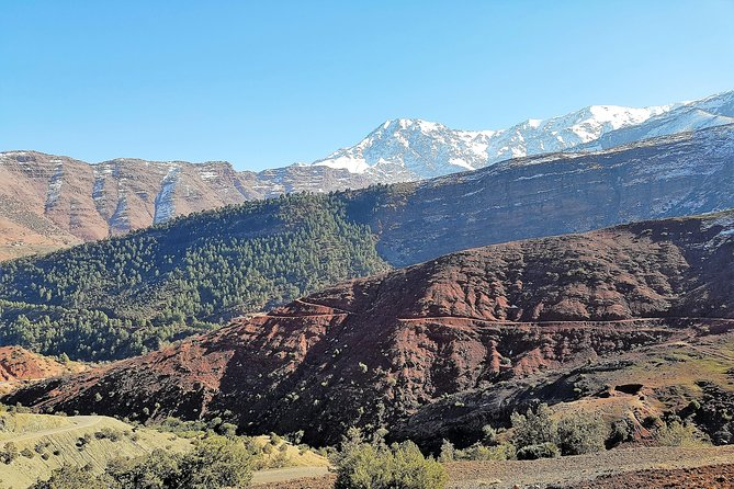 Marrakech to Imlil Valley Tour with Lunch and Guided Trek