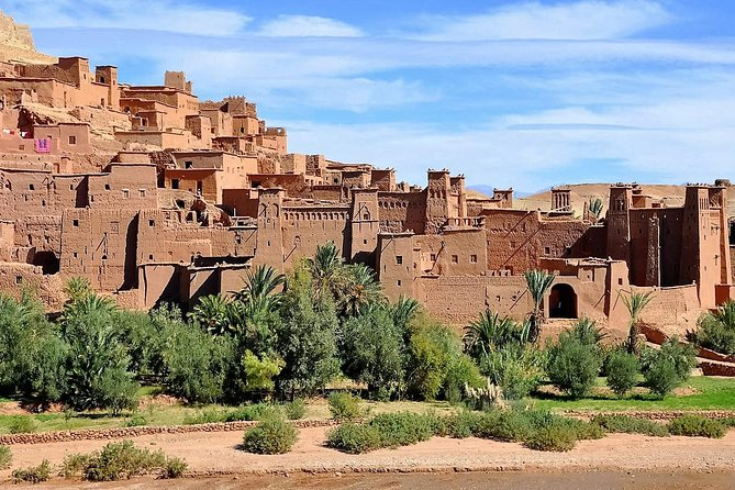Atlas Mountains and Ait Ben Haddou Day Tour from Marrakech