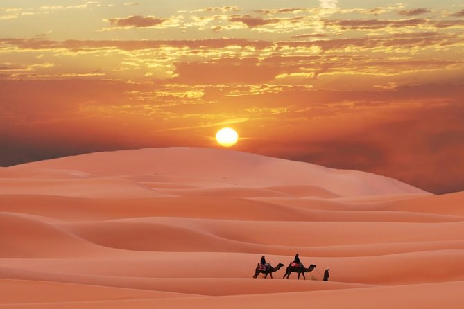Merzouga Desert Private 4-Day Tour from Marrakech - All inclusive -