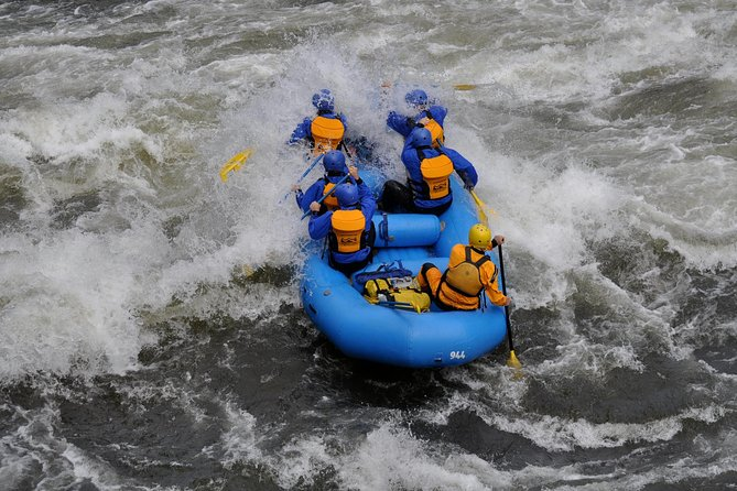 River rafting adventures - South Fork American