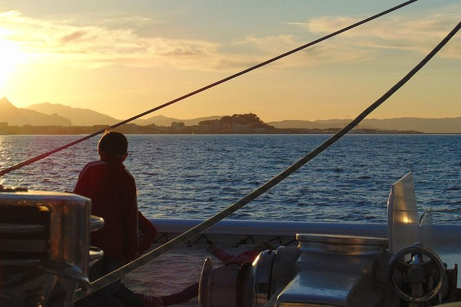 Calpe Sunset Cruise and Dinner at the Port