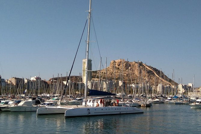 Cruise naar het eiland Tabarca met Lunch aan boord en Flamenco in Alicante