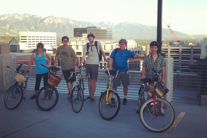 Salt Lake City Big City Loop Bike Tour