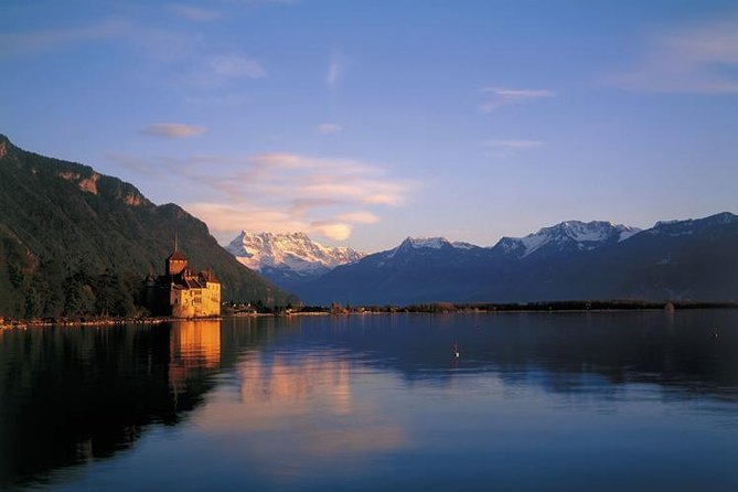 Chillon Castle Day Tour from Lausanne