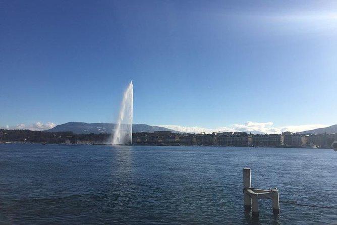 Day Trip to Geneva from Chamonix