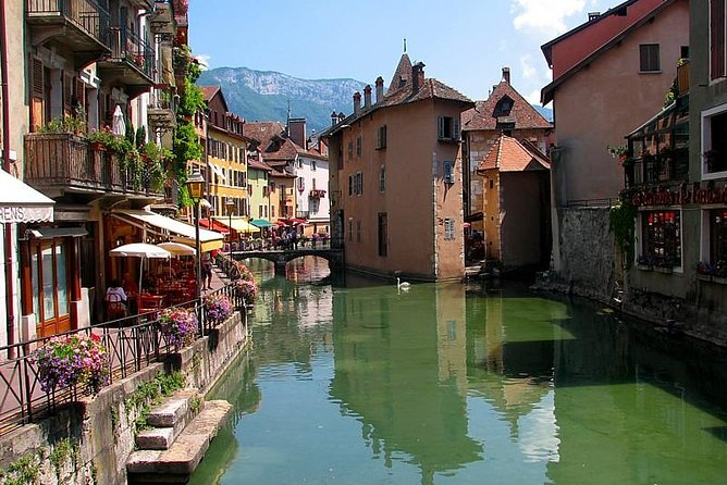 Annecy Half-Day Independent Tour from Geneva