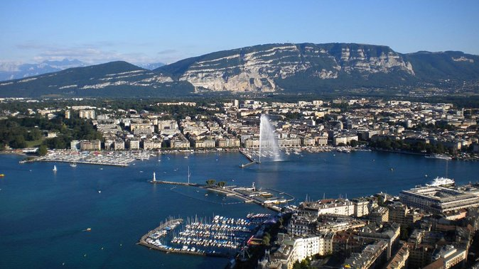 Geneva City Private Guided tour & Boat Cruise