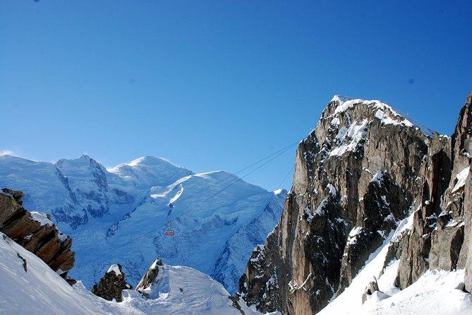 Chamonix Mont Blanc Gold tour from Geneva