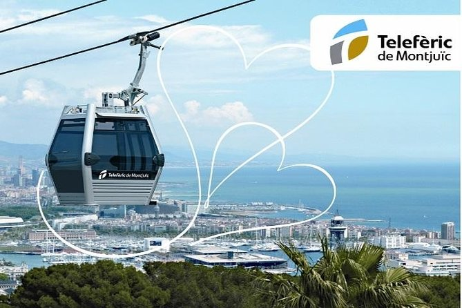 Teleferic de Montjuic Admission Ticket