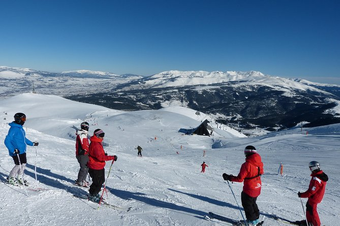 Pyrenees Ski Day Trip from Barcelona