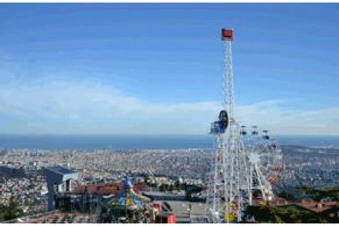 Skip the Line: Tibidabo Amusement Park Entrance Ticket in Barcelona