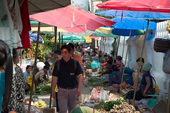 Luang Prabang Local Life Full-Day Private Tour (L)
