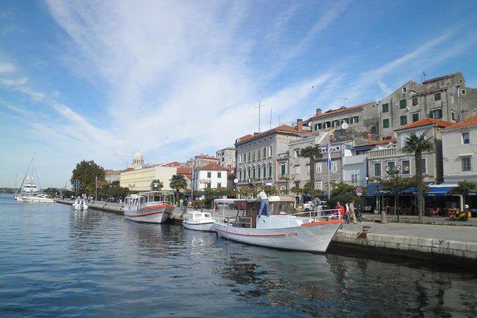 HeldagsPrivat Sibenik og Trogir Tour fra Split