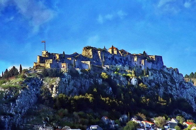 Half day Private Klis and Salona Fortresses Tour from Split